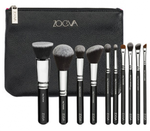 Zoeva brushes