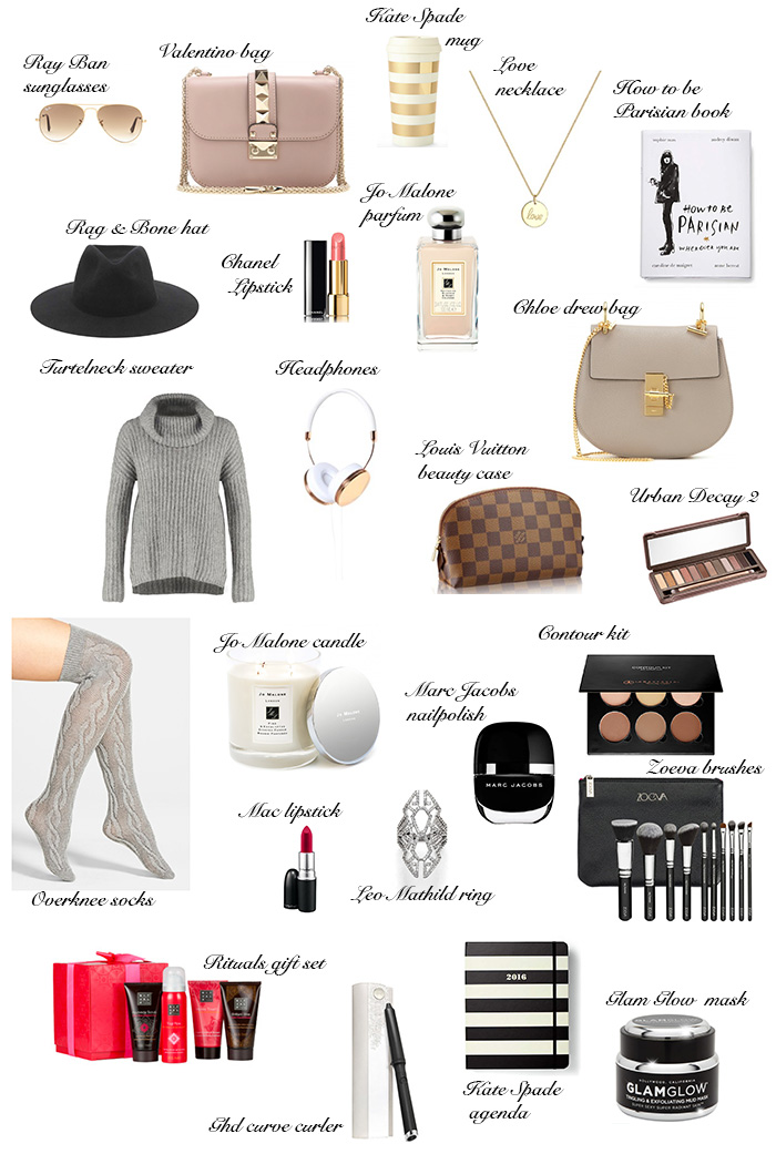 Christmas gift guide for her!
