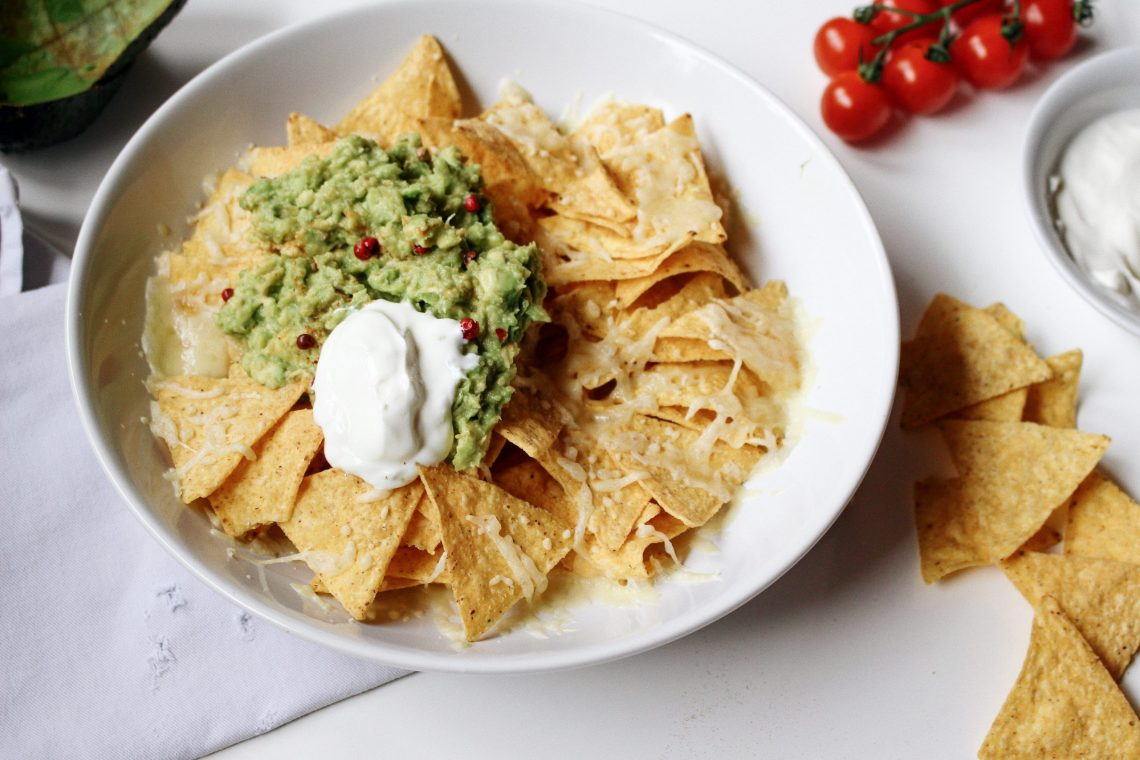 Recipe #Guacamole & Chips