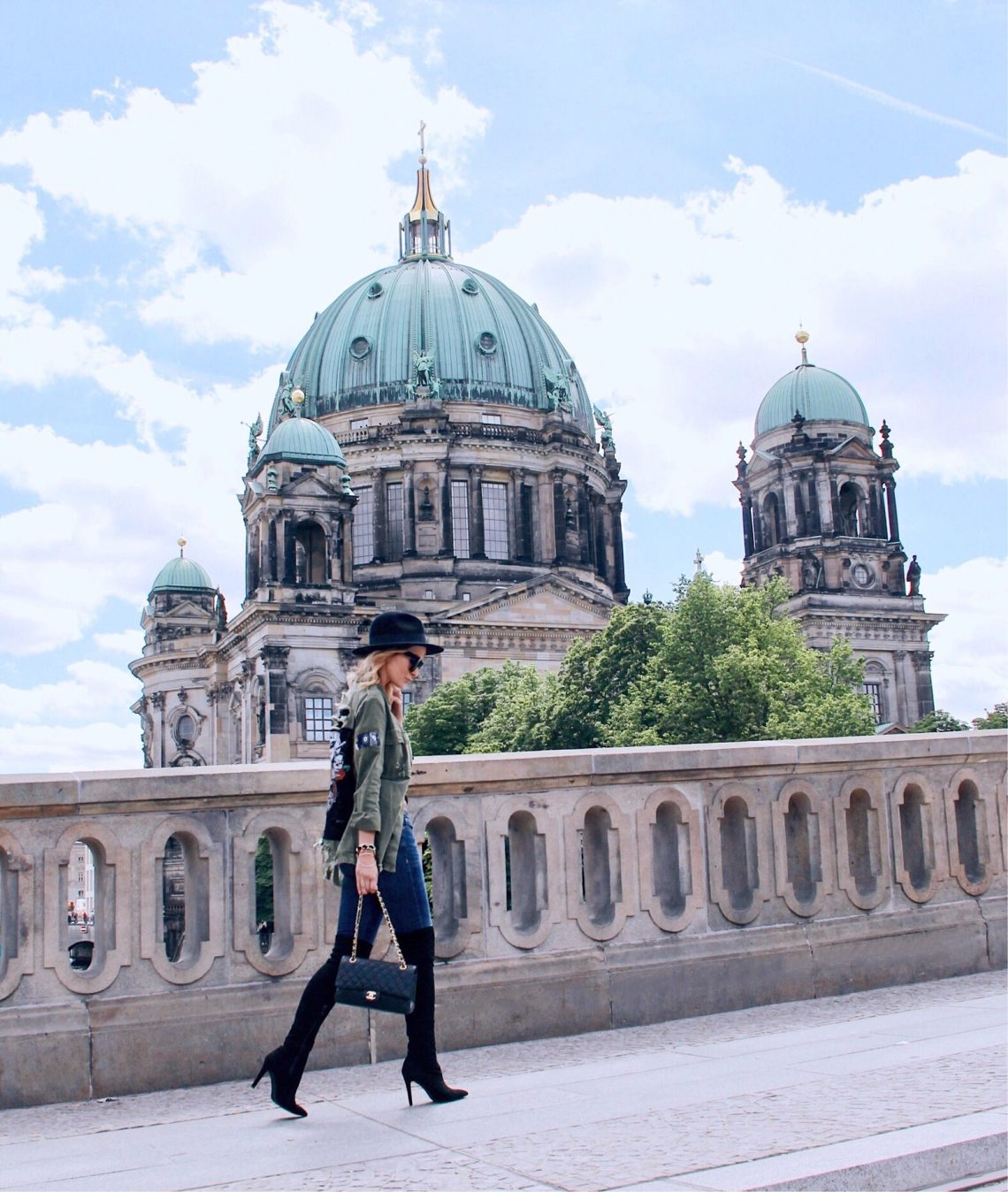 Berlin Fashion Week: Day #1