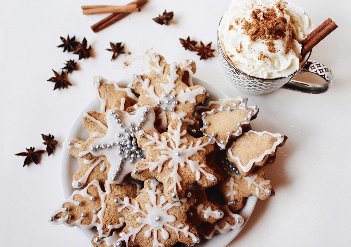 Recipe #Christmas cookies. (Glutenfree + vegan friendly)