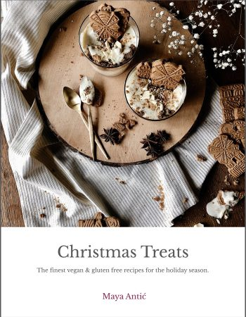 Vegan & Gluten Free Christmas Treats